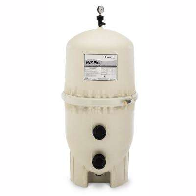 FNS Plus 48 sq. ft. Side Mount D.E. Pool Filter