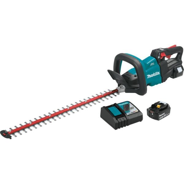 18-Volt LXT Lithium-Ion Brushless Cordless 24 in. Hedge Trimmer Kit (5.0 Ah)