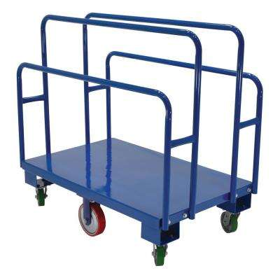 2,000 lbs. 48 in. x 30 in. Vertical Panel Cart