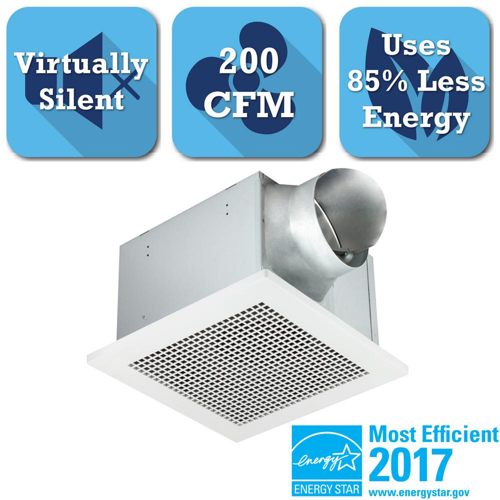 Professional Pro Series 200 CFM Ceiling Exhaust Bath Fan