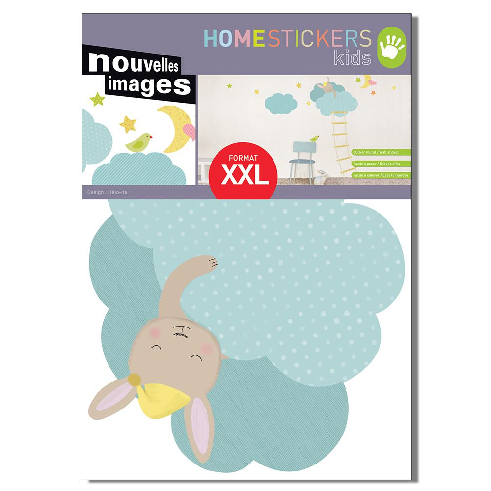 Multicolor Dreams XXL Home Sticker