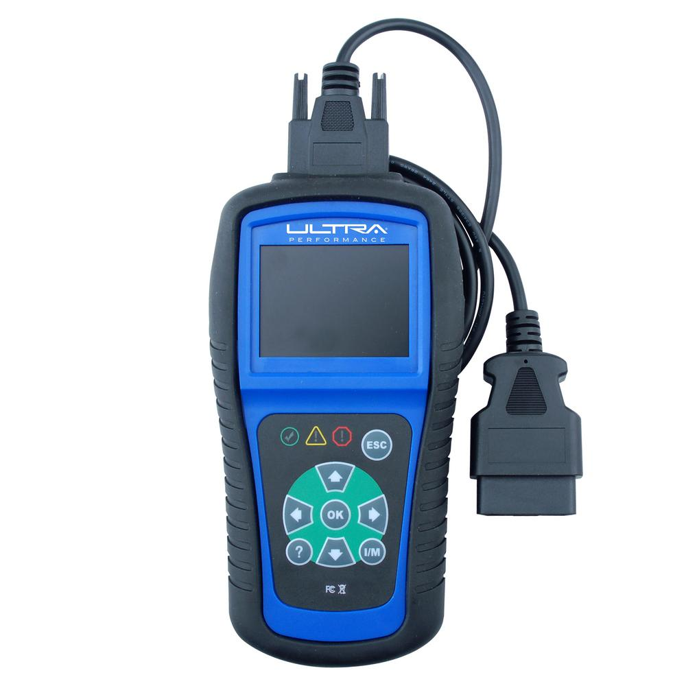Ultra Performance Professional OBD II and CAN Diagnostic Scan Tool