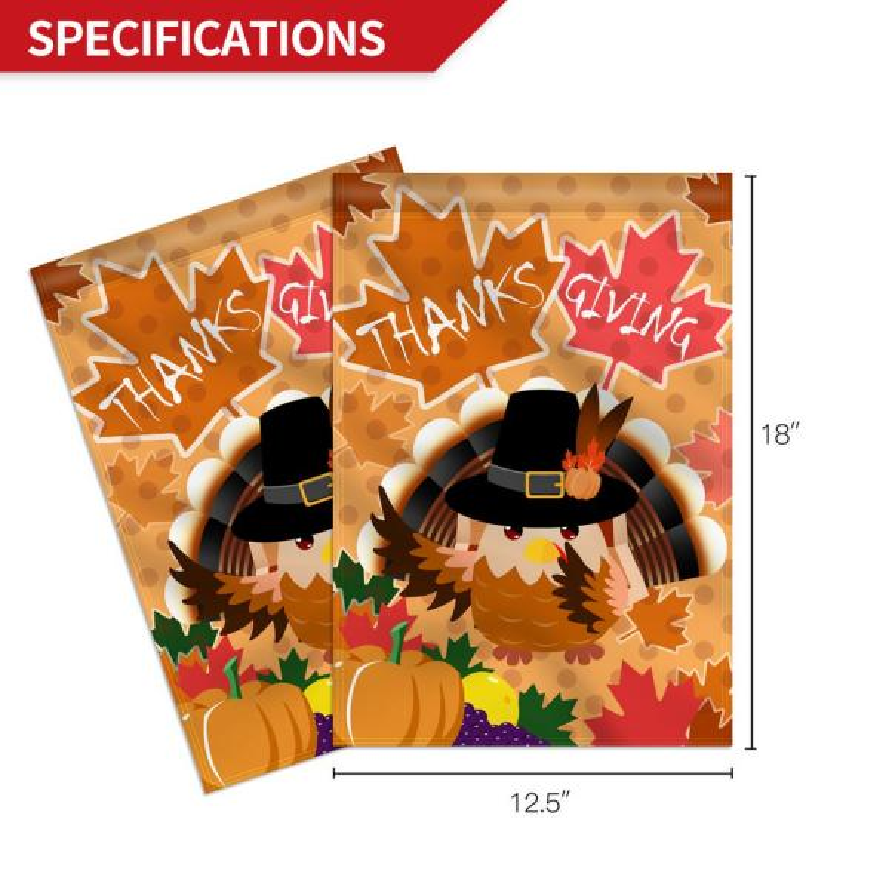 Decoration Door Kit Happy Thanksgiving