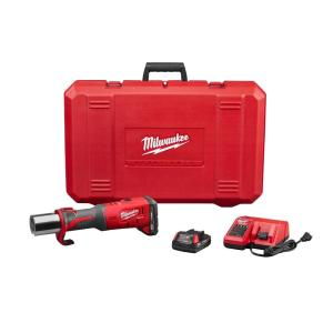 Milwaukee M18 18-Volt Lithium-Ion Brushless Cordless FORCE LOGIC Press W/(2)... by Milwaukee