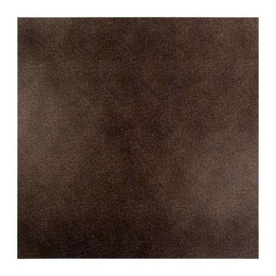 Flat Panel - 2 ft. x 2 ft. Lay-in Ceiling Tile in Smoked Pewter