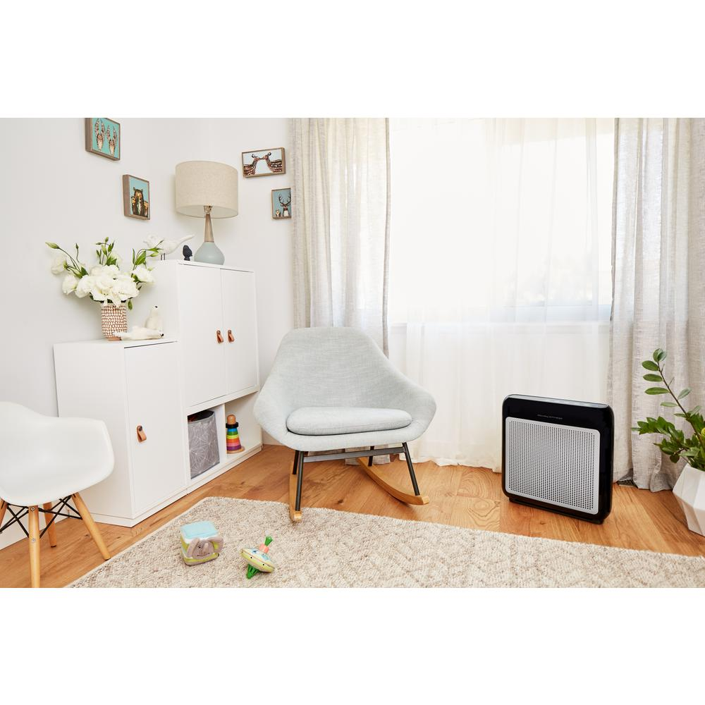 Coway Airmega 200m True Hepa And Activated Carbon Air Purifier Ap 1518r The Home Depot