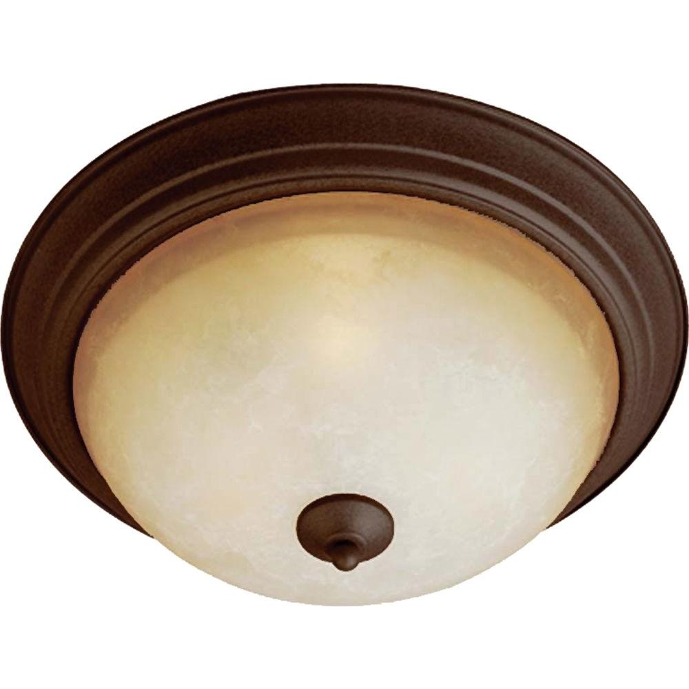 Maxim Lighting Essentials - 5855-Flush Mount Maxim Lighting's commitment to both the residential lighting and the home building industries will assure you a product line focused on your lighting needs. With Maxim Lighting you will find quality product that is well designed, well priced and readily available.