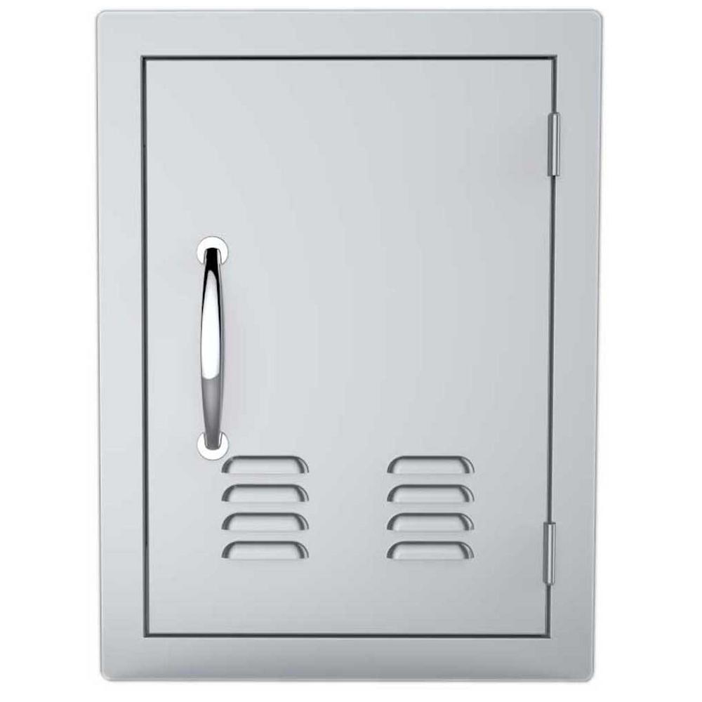 Classic Series 14 in. x 20 in. 304 Stainless Steel Vertical
