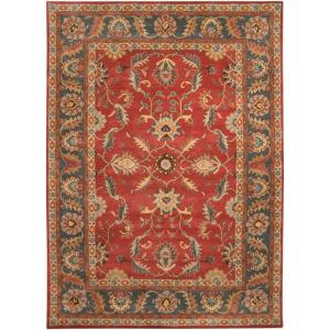Artistic Weavers John Rust Red 12 ft. x 15 ft. Area Rug by