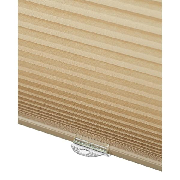 Chicology Cut To Size Morning Croissant Cordless Light Filtering Privacy Cellular Shades 19 5 X 48 In L Ccsmc I 19 5 48 The Home Depot