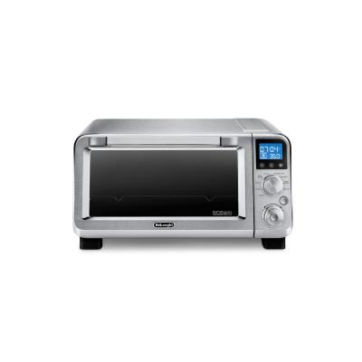 Livenza 0.5 cu ft. Stainless Steel Digital Convection Oven