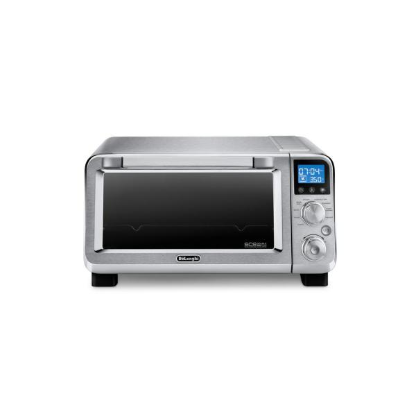 De'Longhi Livenza 0.5 cu ft. Stainless Steel Digital Convection Oven