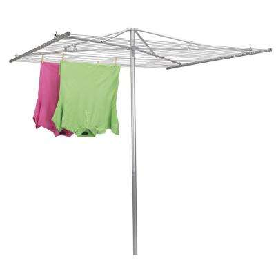 Steel Outdoor Parallel Laundry Dryer, Large