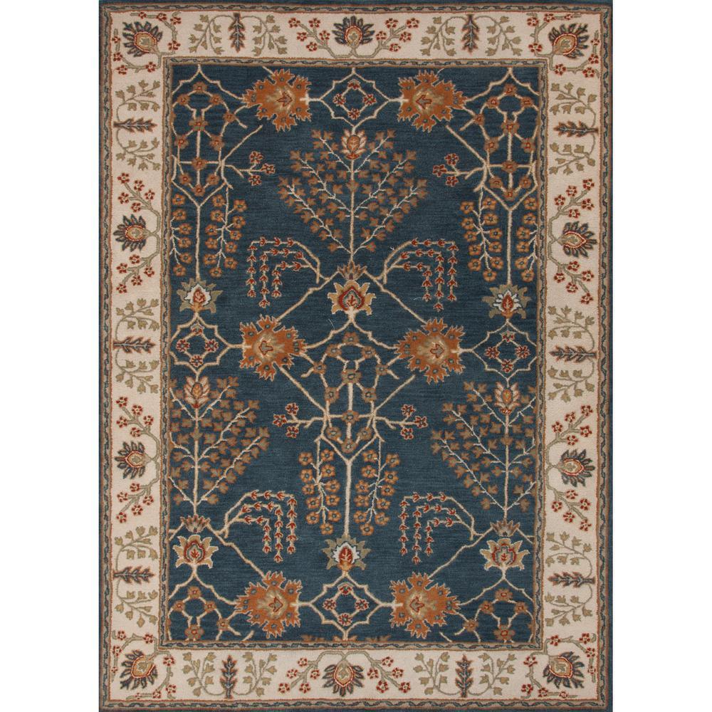 Jaipur Living Hand Tufted Dark Blue 10
