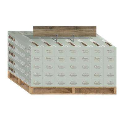 Montagna Harvestwood 6 in. x 36 in. Glazed Porcelain Floor and Wall Tile (348 sq. ft. / pallet)