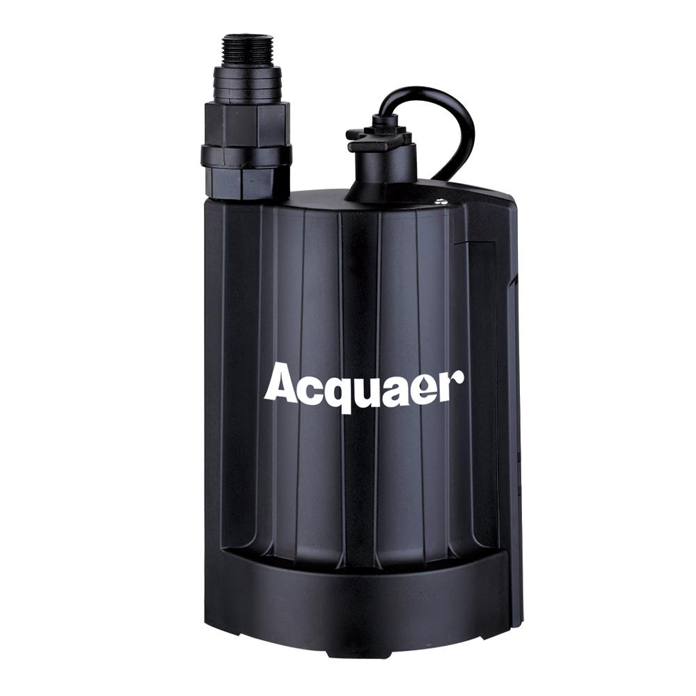 1/3 HP Auto Submersible Utility Pump
