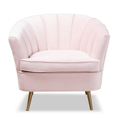 Remarkable Pink Accent Chairs Chairs The Home Depot Dailytribune Chair Design For Home Dailytribuneorg