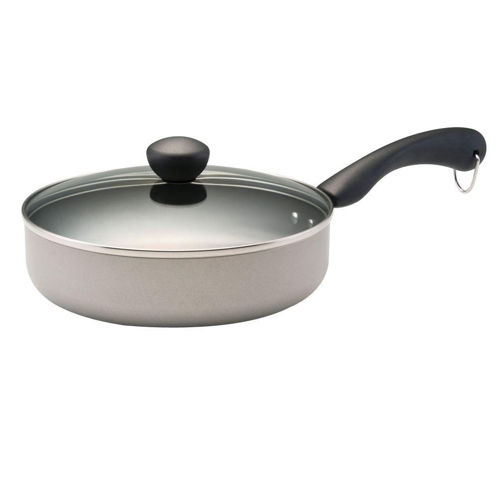 2.75 Qt. Nonstick Saute Pan with Lid