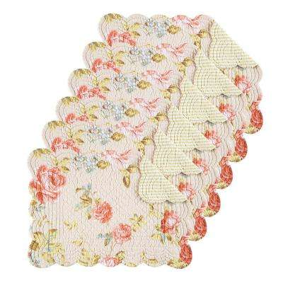 Whitney Tan Placemat (Set of 6)