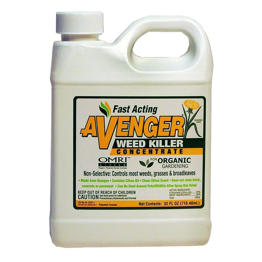 32 oz. Concentrate Organic Weed Killer Herbicide