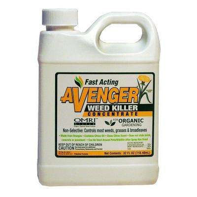 32 oz. Organic Weed Killer Herbicide Concentrated