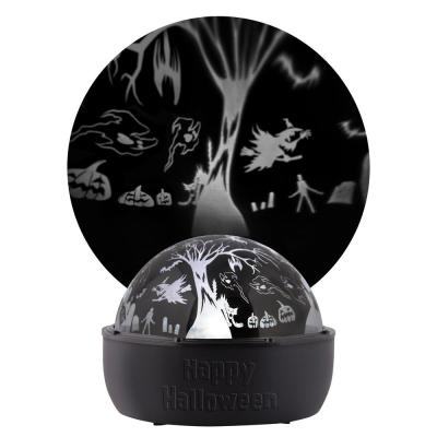 5 in Halloween Witches and Trees Tabletop Projector