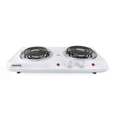 Electric Double Burner Hot Plate