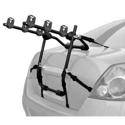 Trunk Mount 3 Bike Carrier