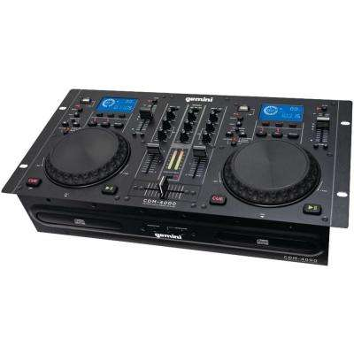 CD/MP3/USB DJ Media Player