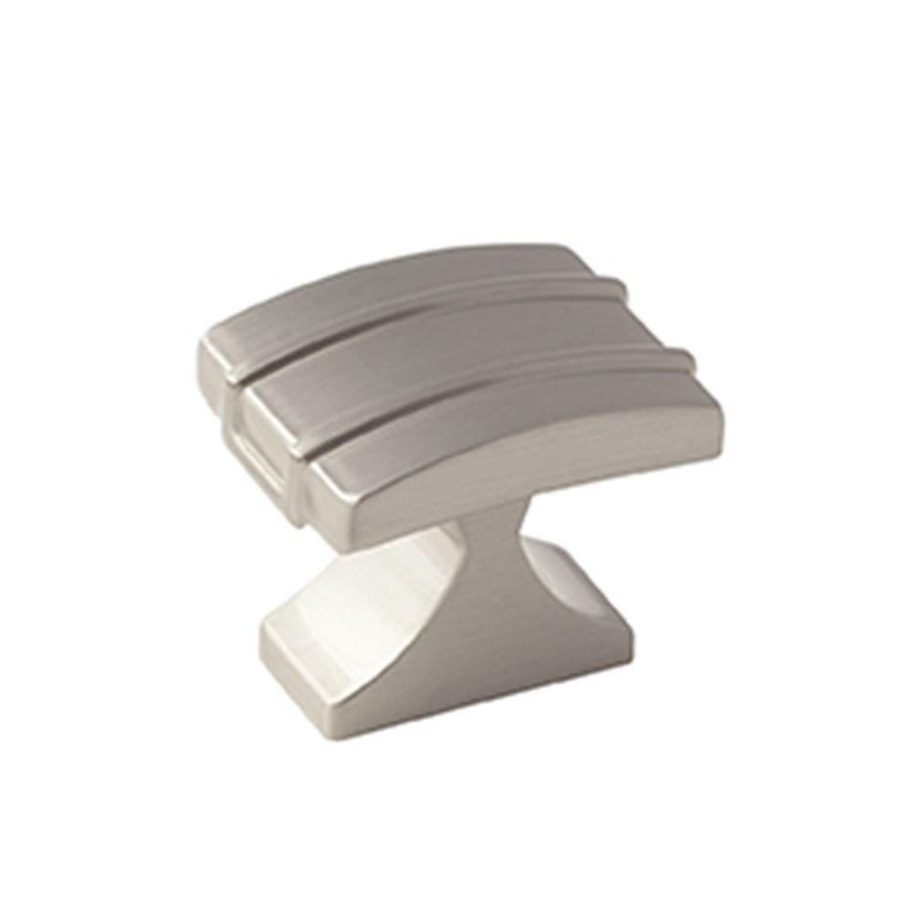 (32 Mm) Satin Nickel Cabinet Knob