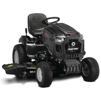Super Bronco XP 54 in. 679cc V-Twin Engine Hydrostatic Drive Gas Riding Lawn Tractor with Mow in Reverse