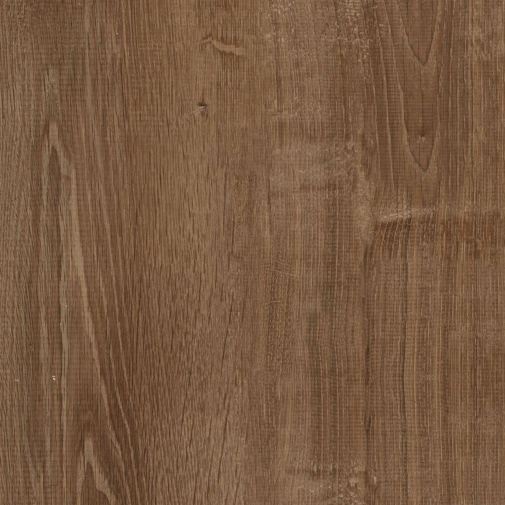 Lifeproof burnt oak 8 7 in x 47 6 in luxury vinyl plank for Luxury laminate