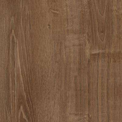 Burnt Oak 8.7 in. W x 47.6 in. L Luxury Vinyl Plank Flooring (20.06 sq. ft./Case)