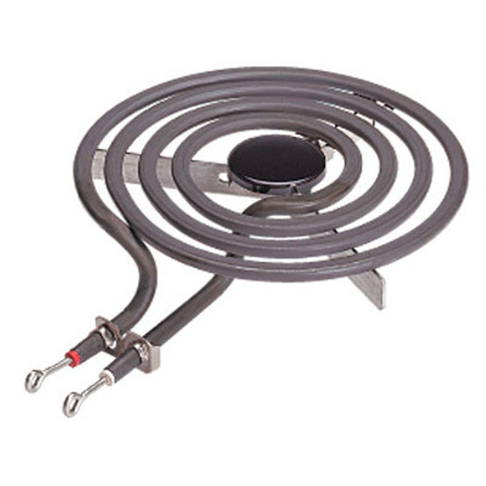 """Electric Range Stove Burner Surface Element Replacement 6/"""" 4 turn"""