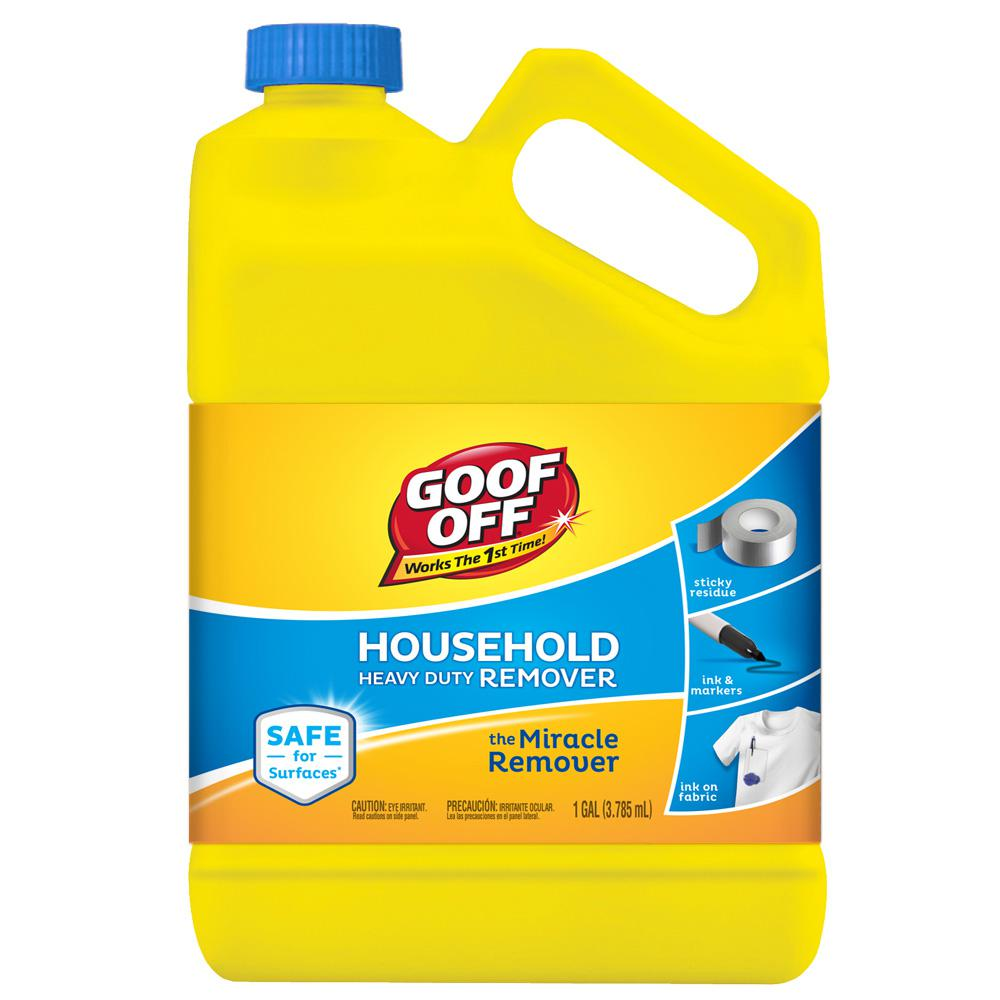 Goof Off 1 Gal Heavy Duty Multi Surface Spot Remover Degreaser