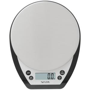 0dc1ff454128 Taylor Precision Products High-Capacity Digital Kitchen Food Scale ...