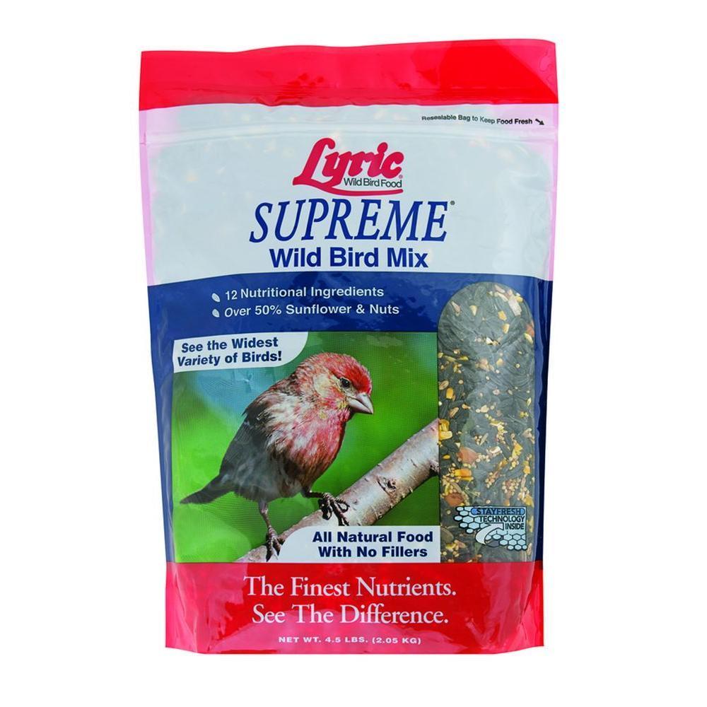 Lyric 4.5 lbs. Supreme Wild Bird Seed