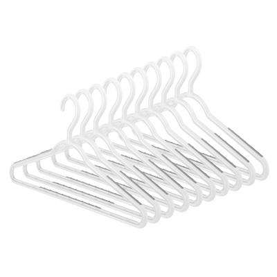Gray Rubber Hanger (10-Pack)