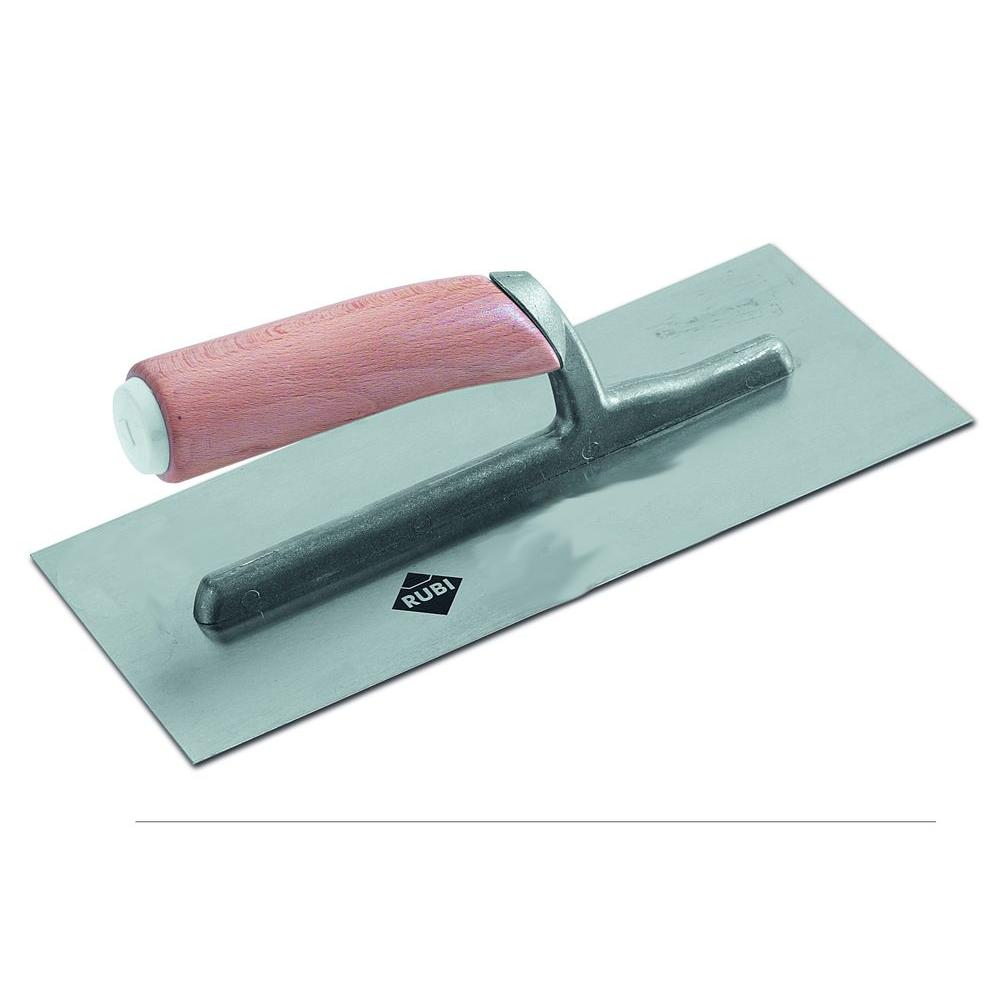 Rubi 4 in. Steel Finishing Trowel-DISCONTINUED