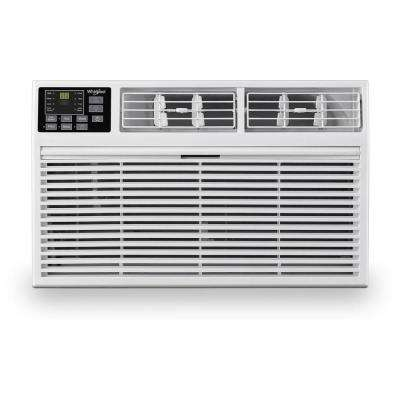 8,000 BTU 115-Volt Through-the-Wall Air Conditioner with Remote Control