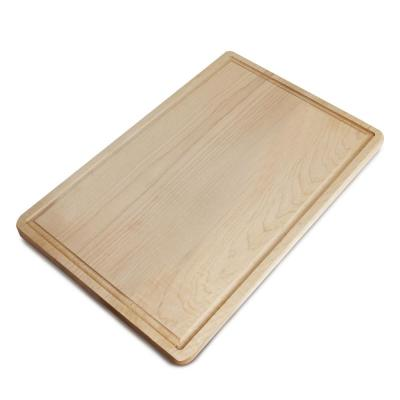 Delice Maple Cutting Board with Juice Drip Groove