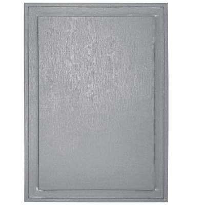 10 in. x 14 in. #016 Gray Super Jumbo Universal Mounting Block