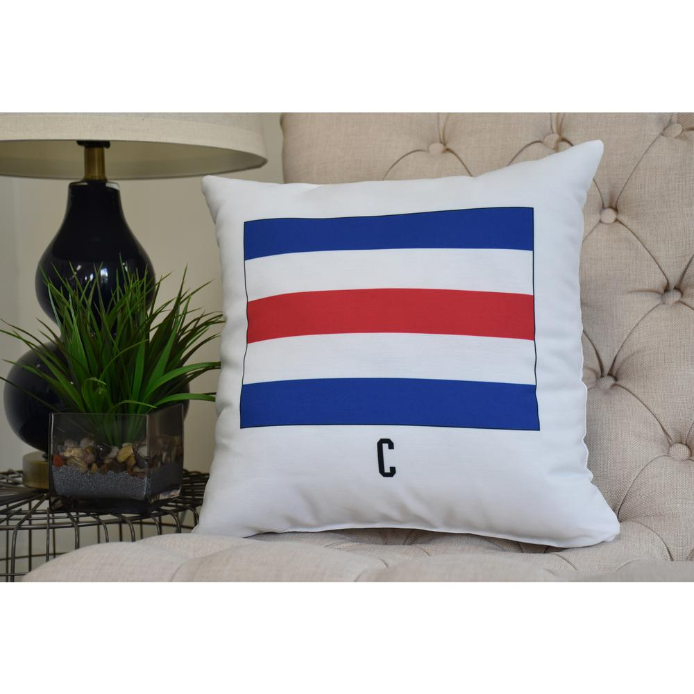 Graphic 16 In X Throw Pillow