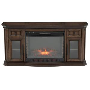 Georgian Hills 65 In Bow Front Tv