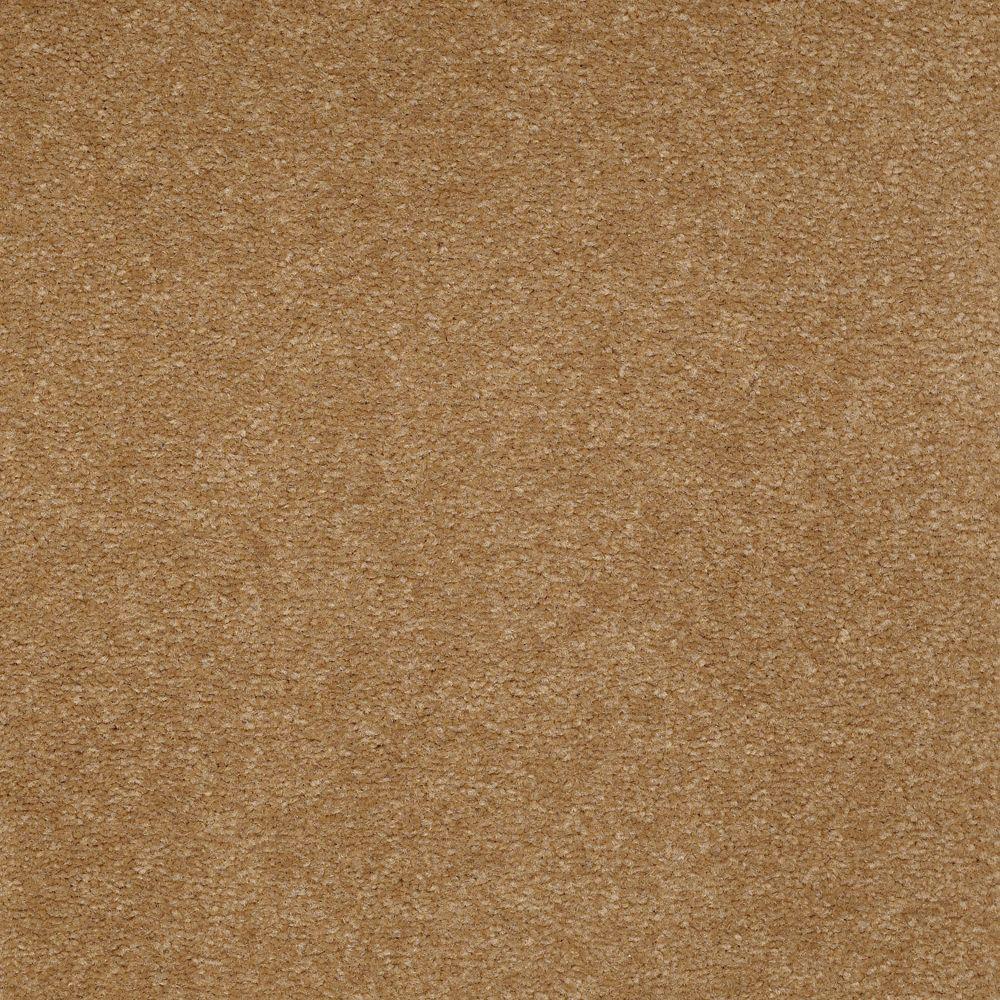 Carpet Sample-Enraptured I - Color Nautilus Texture 8 in x 8 in