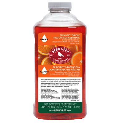 32 oz. Orange Oriole Nectar Concentrate