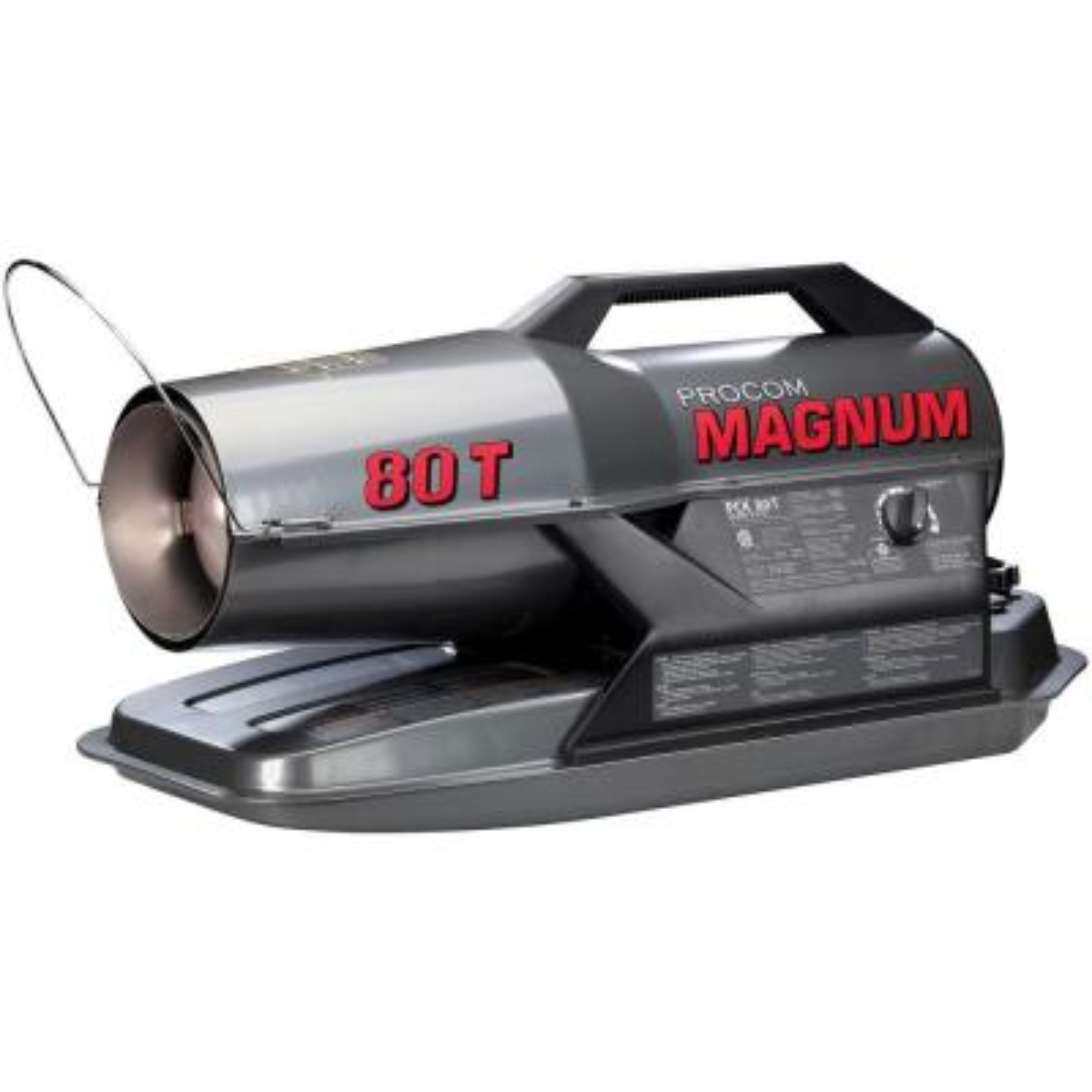80,000 BTU Portable Kerosene Heater