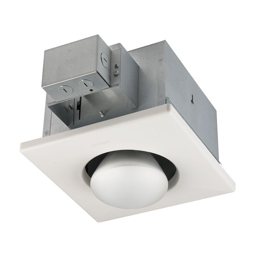 250-Watt Infrared 1-Bulb Ceiling Heater