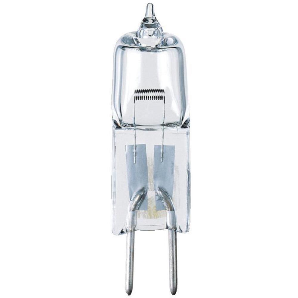 35-Watt Halogen T4 JC Single-Ended Clear GY6.35 Base Light Bulb