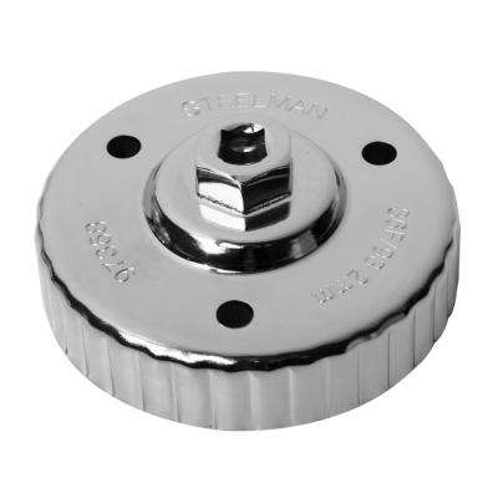 93.2 mm. x 36 Flute Mazda Snug Fit Oil Cap Wrench in Chrome